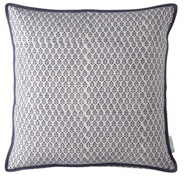 Neem Grey Decorative Pillow