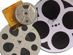 8mm Cine Film Transfer Services