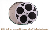 400ft Super/Standard 8mm Silent Cine Film Transfer