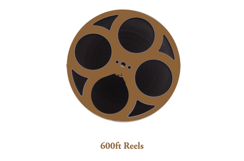 600ft Super/Standard 8mm Cine Film Transfer