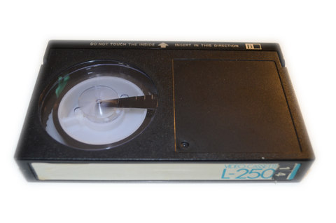 L125 and L250 Betamax tape Transfer