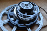 Up to 1200ft 16mm cine film transfer