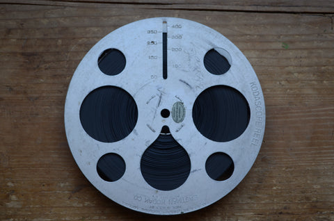 400ft 16mm cine film transfer