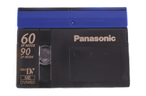 Mini DV tape Transfer SD/HD PAL & NTSC