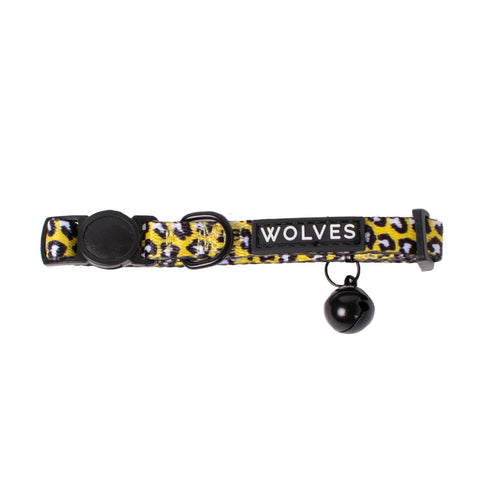 Leo Cat Collar Cat Collar Wolves of Wellington
