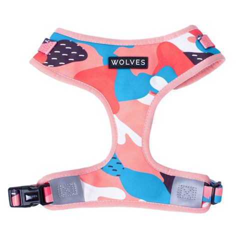 Floss Mesh Dog Harness