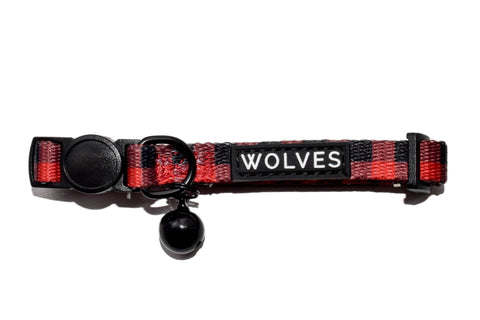 Buffalo Cat Collar Cat Collar - Wolves of Wellington