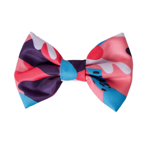 Floss Dog Bow Tie