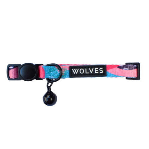 Floss Cat Collar Cat Collar - Wolves of Wellington