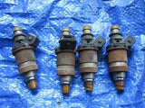 92-95 Honda Civic D15B7 fuel injector set OEM engine motor D15 OBD1