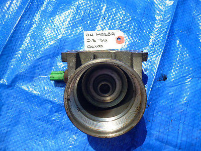 03-08 Mazda 6 oil filter housing assembly engine motor OEM 2.3 4 cylinder