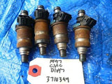 96-00 Honda Civic fuel injector set engine motor D16Y7 06164-P2A-000 D16