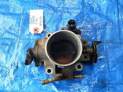 96-00 Honda Civic D16Y8 throttle body assembly OEM D16 VTEC engine