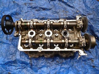 03-08 Mazda 6 left hand cylinder head assembly OEM LH 2FEW 3.0 DOHC V6