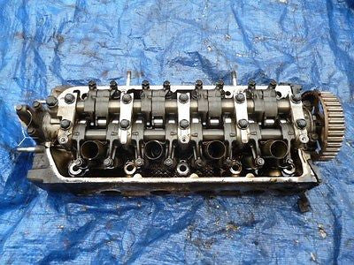 01-05 Honda Civic D17A2 vtec cylinder head assembly OEM engine motor VTEC PLE5
