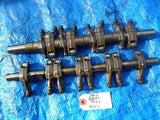 01-05 Honda Civic D17A2 VTEC rocker arm assembly engine motor PLR OEM set