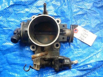 92-95 JDM Honda Civic B16A throttle body assembly OEM TPS engine motor VTEC B16