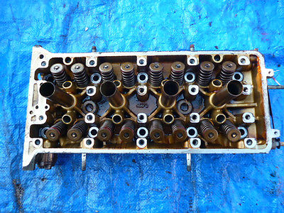 04-08 Acura TSX K24A2 cylinder head bare RBB-2 OEM K24