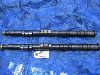 99-00 Honda Civic Si camshafts cams set B16 B16A2 engine motor VTEC SIR OEM 298