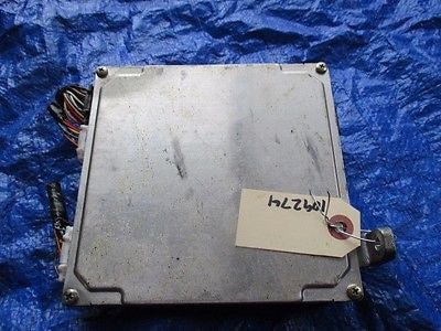 01-03 Honda Civic manual transmission engine computer ECM 37820-PLM-C07 ECU D17