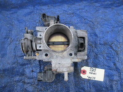 02-06 Honda CRV K24A1 throttle body assembly OEM engine motor K24A base 40038
