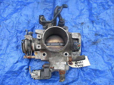 02-06 Honda CRV K24A1 throttle body assembly OEM engine motor K24A base 5398