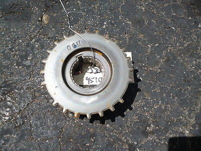 07-08 Acura TL Type S fluctuation gear timing gear engine motor J35A8 J35 OEM