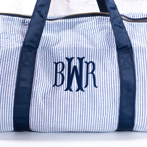 Personalized Baby Duffle Bags