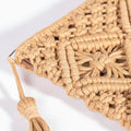 Natural Boho Clutches | 4 Colors