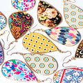 Moroccan Earring Collection