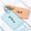 Personalized Luggage Tags | 12 Colors