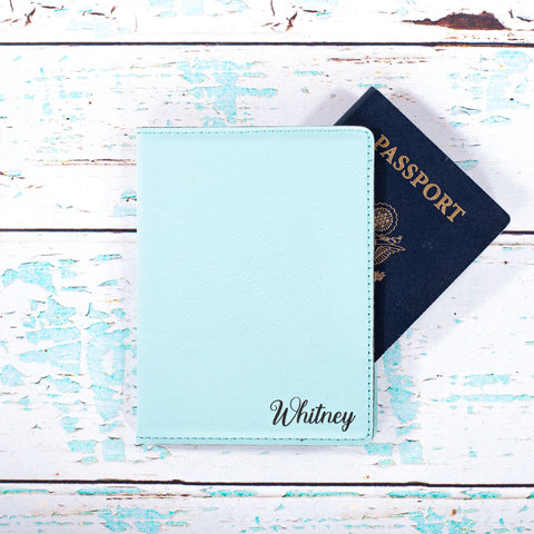 Personalized Passport Holders