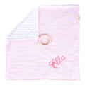 Personalized Lovey Security Blanket