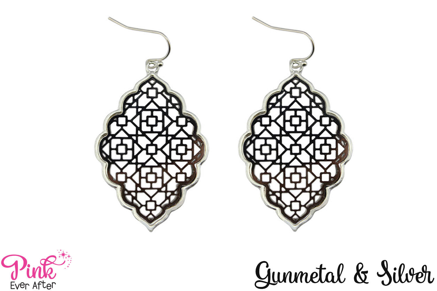 Designer Inspired Filigree Earrings | 8 Styles | Pink Ever After