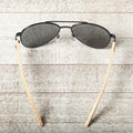 Wood Aviator Sunglasses | 8 Styles
