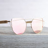 Wood Cat Eye Sunglasses | 6 Colors