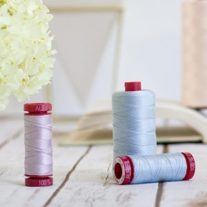 Aurifil 12WT 100% Cotton Thread 50m