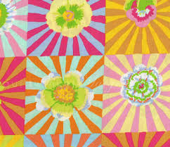 Kaffe Fassett Sunburst - Yellow