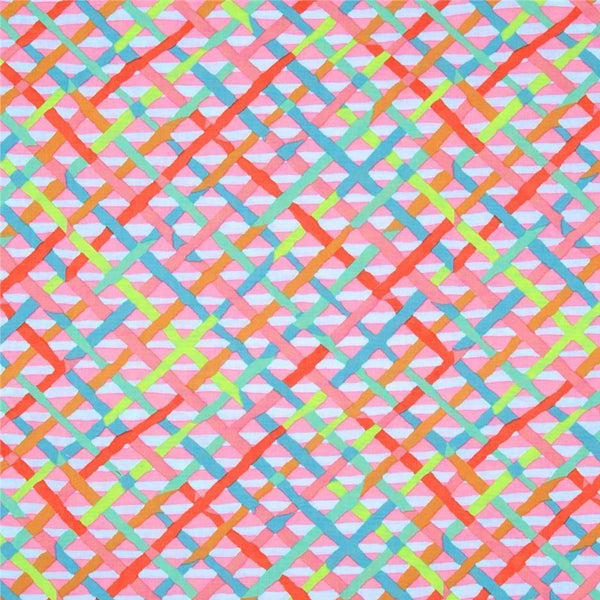 Brandon Mably Mad Plaid - Candy