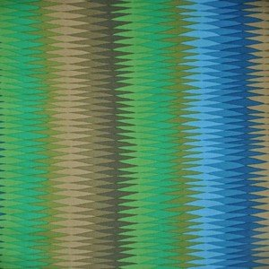 Kaffe Fassett Diamond Stripe - Green