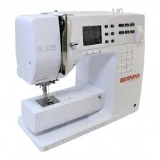 Bernina 335 - perfect machine for the young creatives