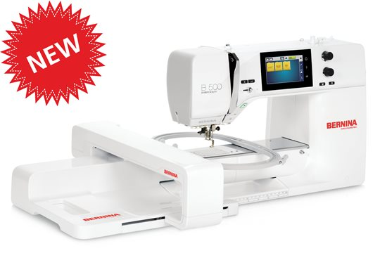 Bernina B500 - Embroidery Only Machine
