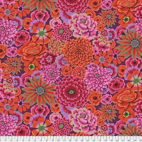 Kaffe Fassett Enchanted - Rust