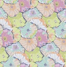 Kaffe Fassett Collective Lotus Leaf- Contrast