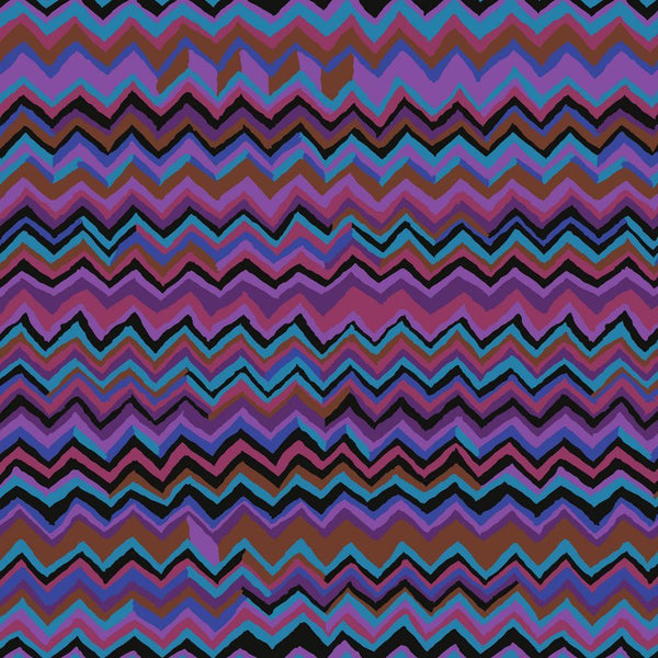 Brandon Mably Zig Zag - Purple