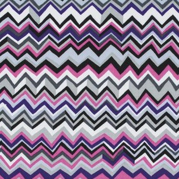 Brandon Mably Zig Zag- White