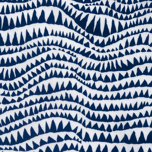 Brandon Mably Shark's Teeth - Blue