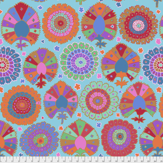 Kaffe Fassett Turkish Delight - Aqua