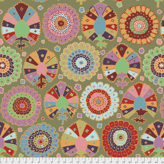 Kaffe Fassett Turkish Delight - Moss