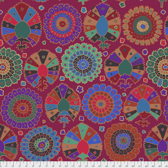 Kaffe Fassett Turkish Delight - Wine